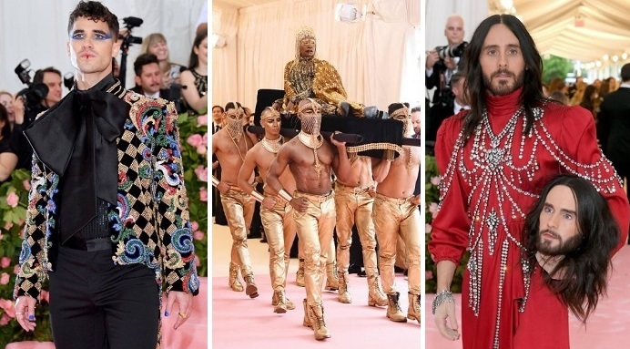 Mais gatos do Met Gala 2019